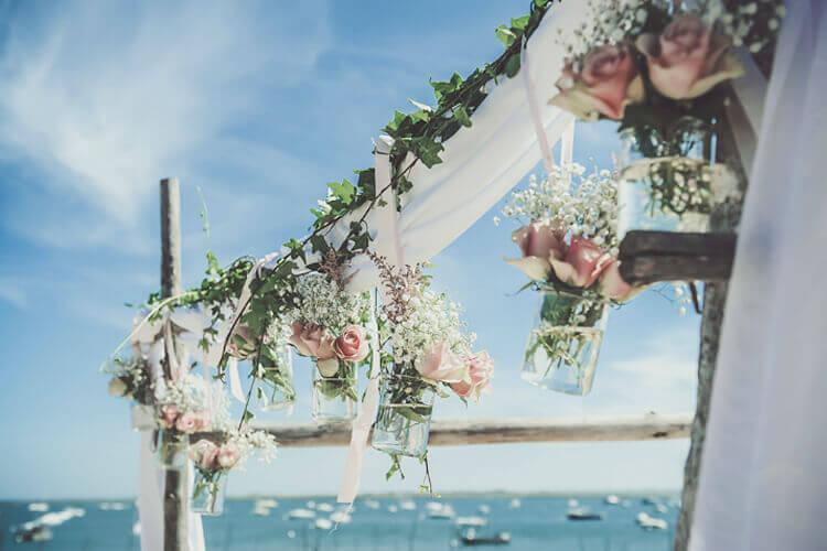 Création de votre cérémonie laïque par une wedding planner