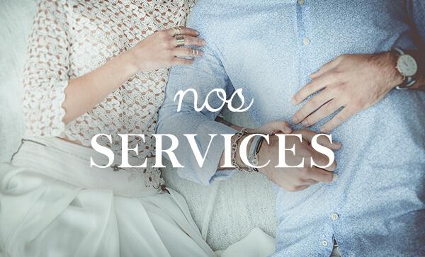 Cliquez pour en savoir plus sur nos services de Wedding Planner