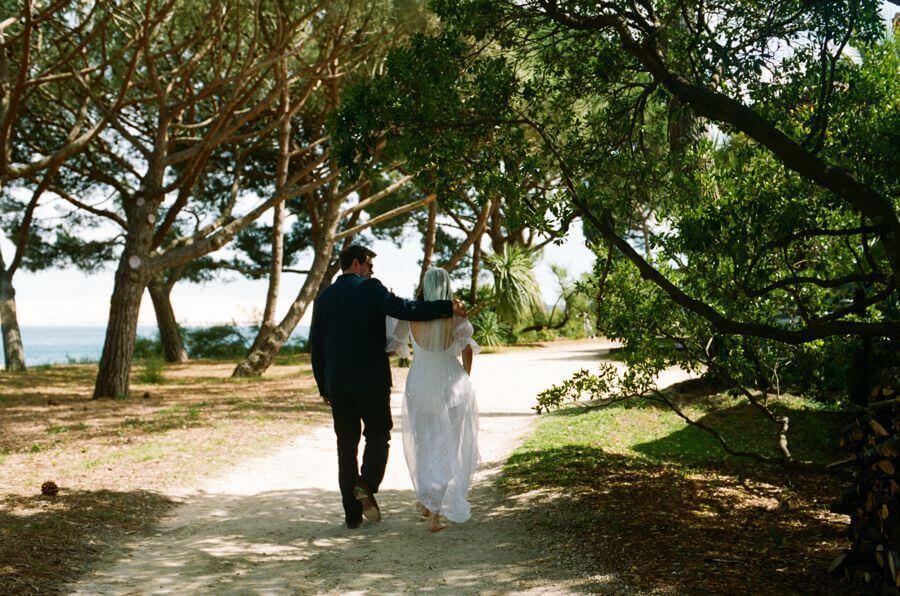 A la cabane Bartherotte, ils ont célébré leur mariage by Weday's
