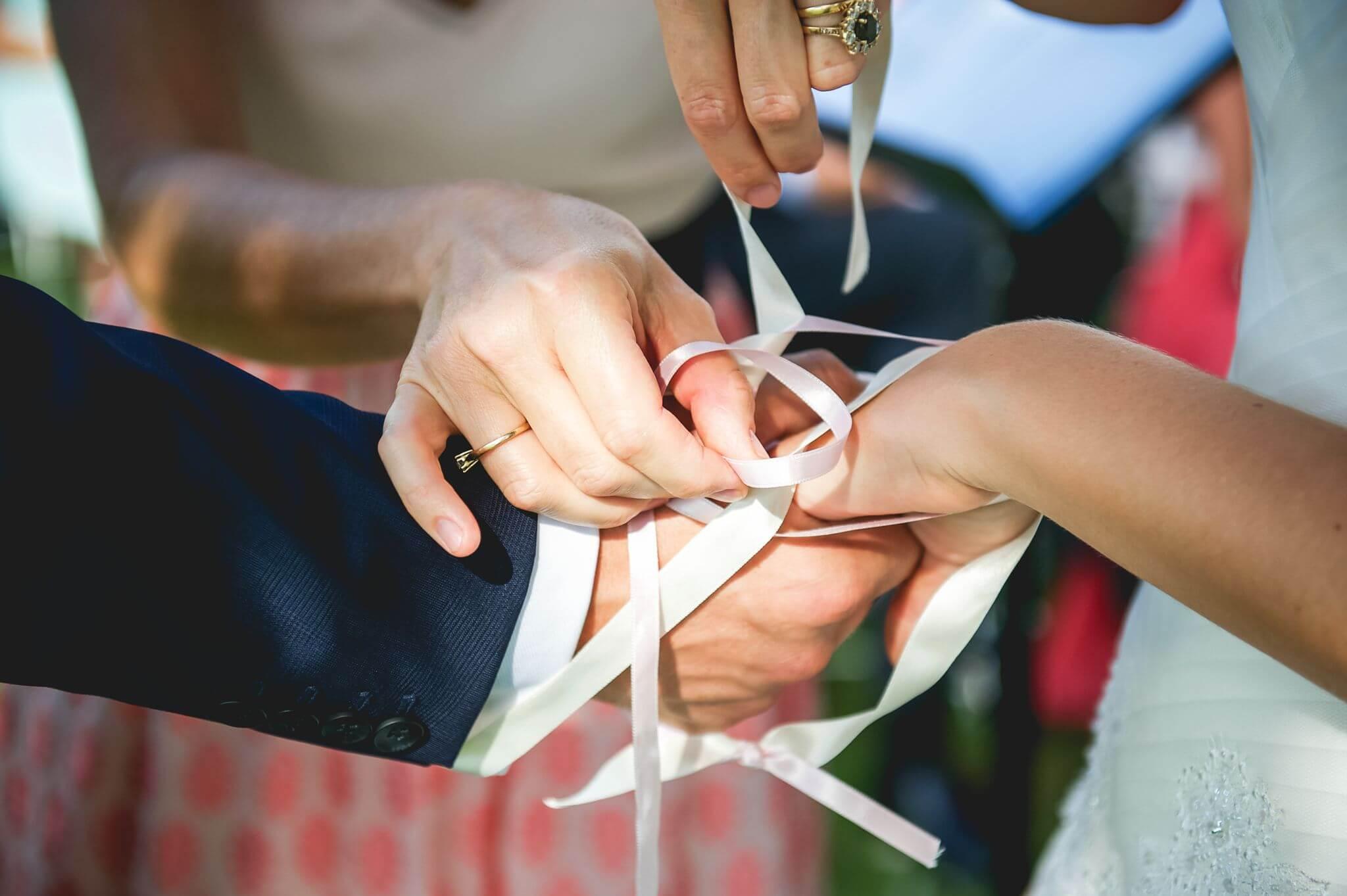cérémonie laïque ou d'engagement