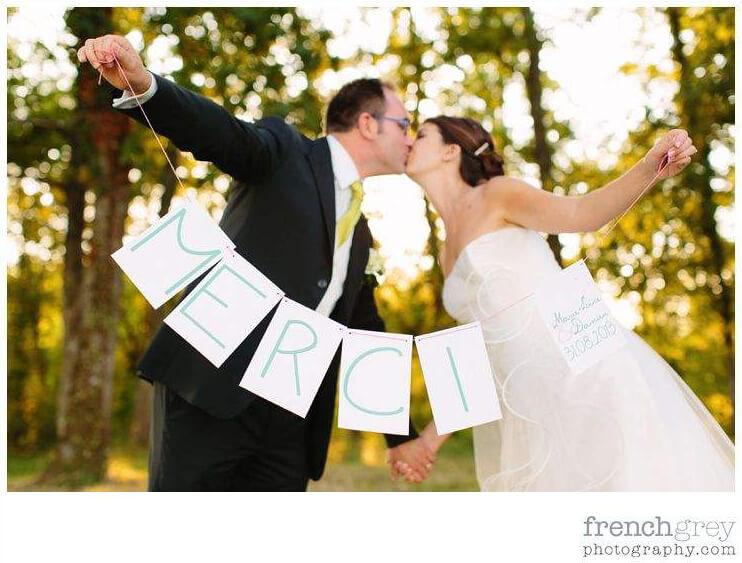 merci à weday's pour l'organisation de notre mariage sur Bordeaux