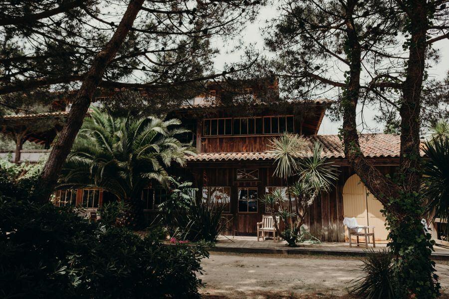 La Villa Bartherotte surplombe la pointe du Cap Ferret, évènement by Weday's