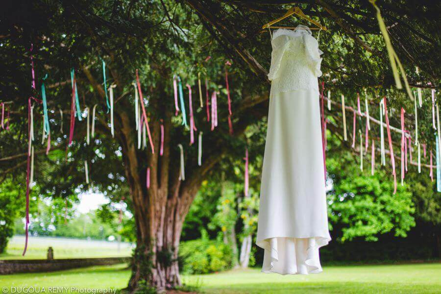 Robe de mariée, wedding day