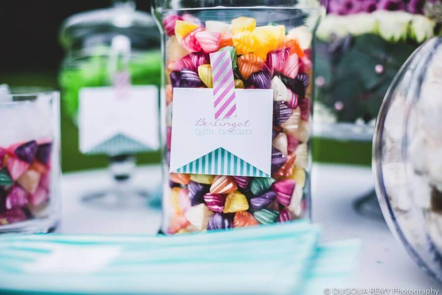 Candy bar du d-day