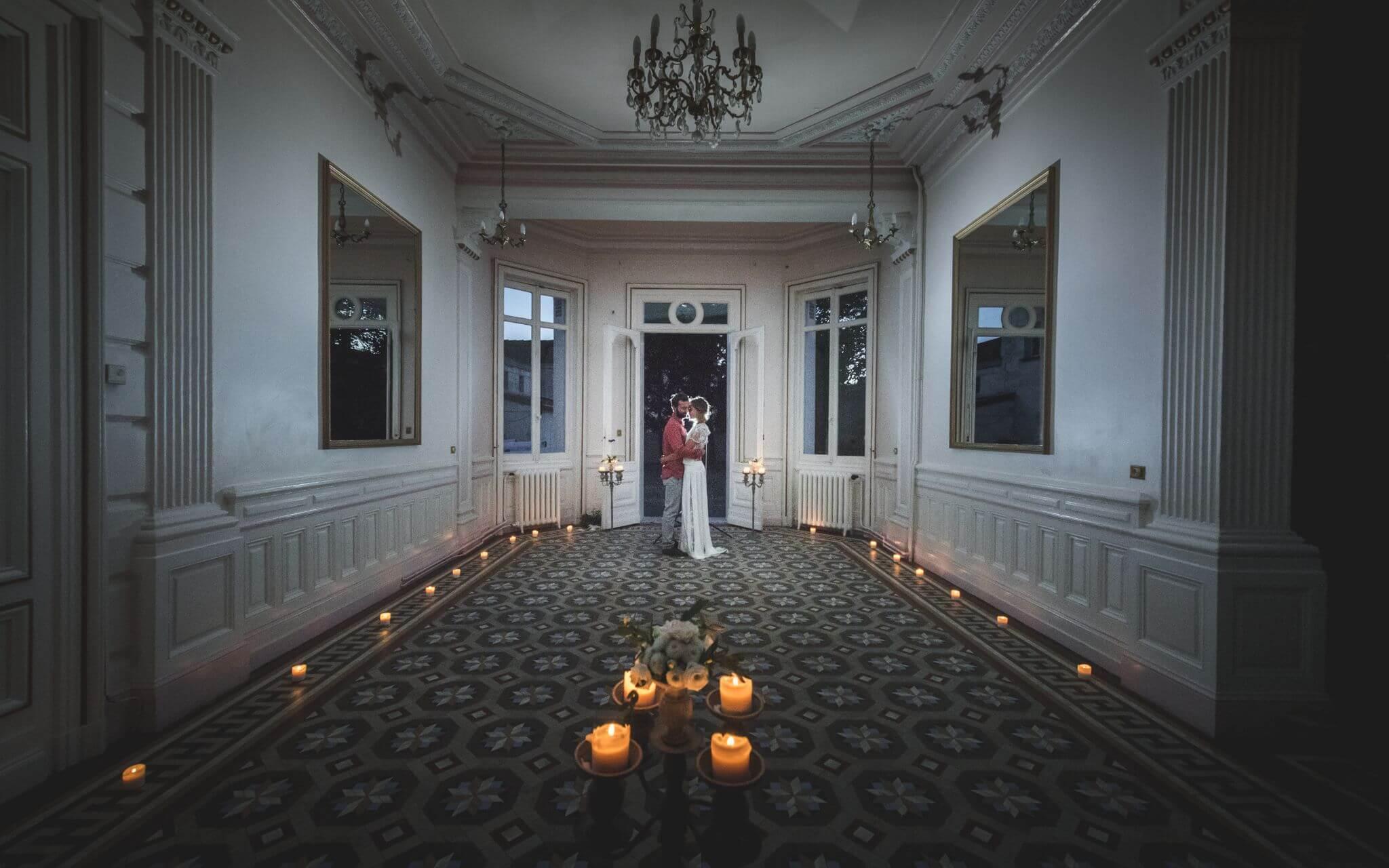 sublime hiver, mariage magique