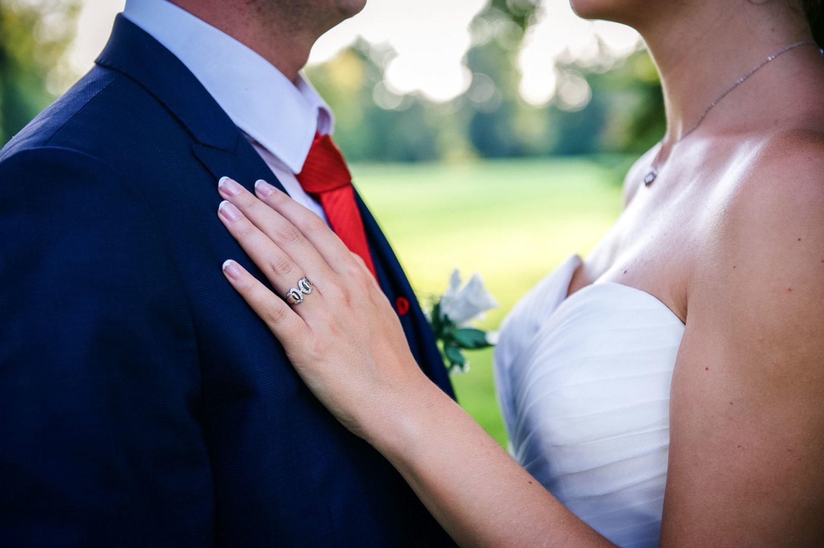 alliances et mariage au château d'Agassac