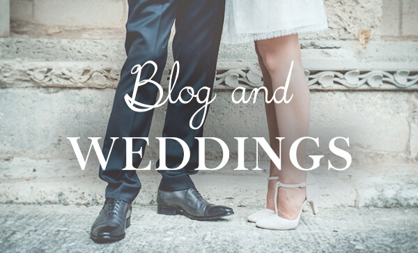 Discover our blog, our weddings