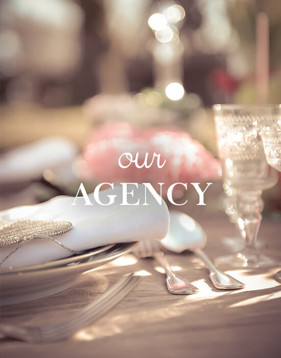 More about our wedding agency