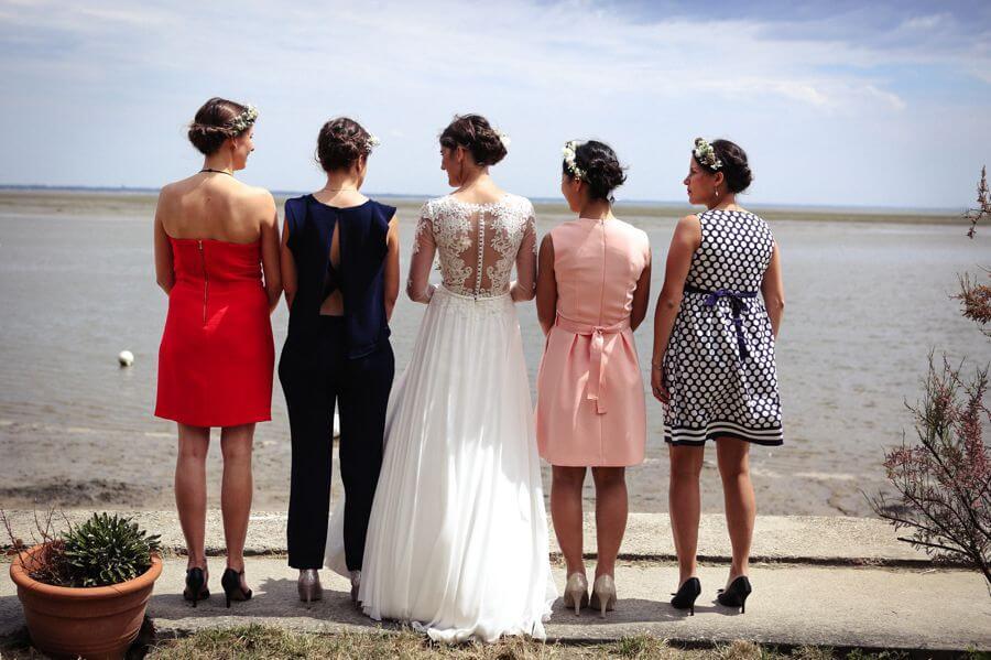 Les jeunes couples attirés par le Cap Ferret mariage by Weday's