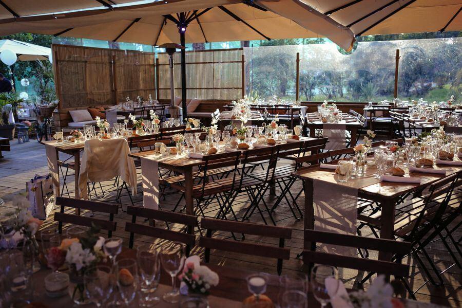 se marier à la pointe du Cap Ferret