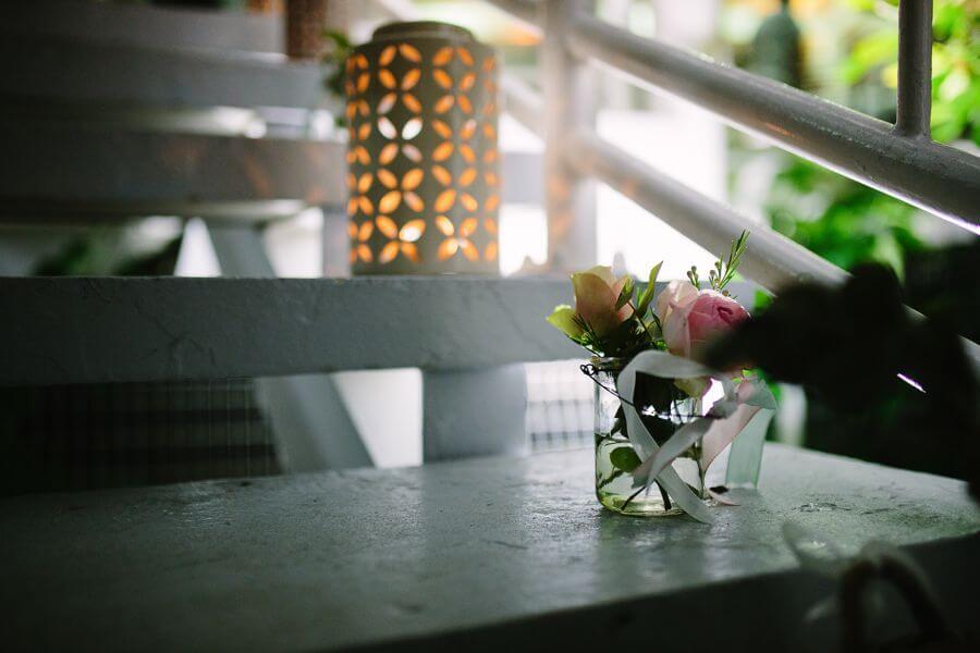 Le lieu de réception pour le mariage, la salle Tir au vol