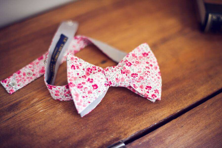 Nœud Papillon ou Cravate pour votre D-day mariage? Colonel Moutarde ou Chrysalide