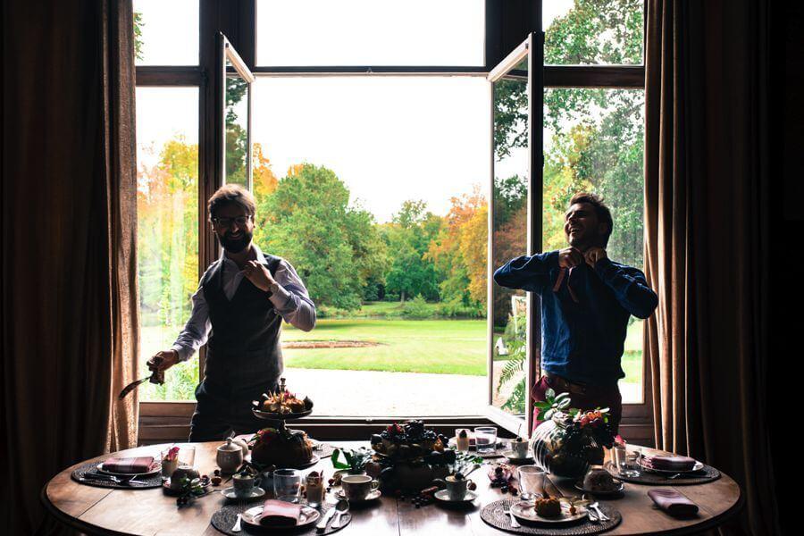 préparation mariage à Bordeaux by Weday's