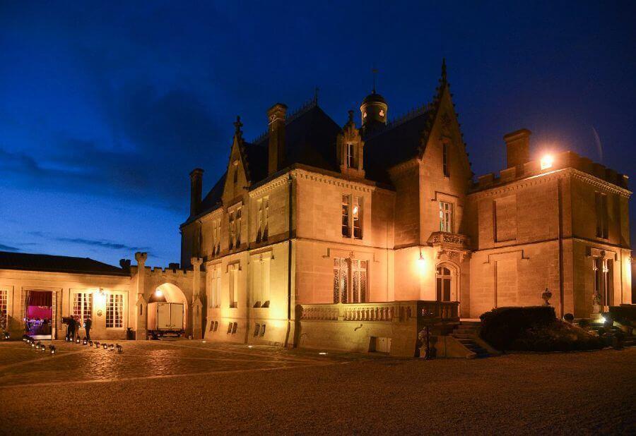 mariage au château Pape Clément dans les vignobles Bordelais au coeur de la Gironde by Weday's