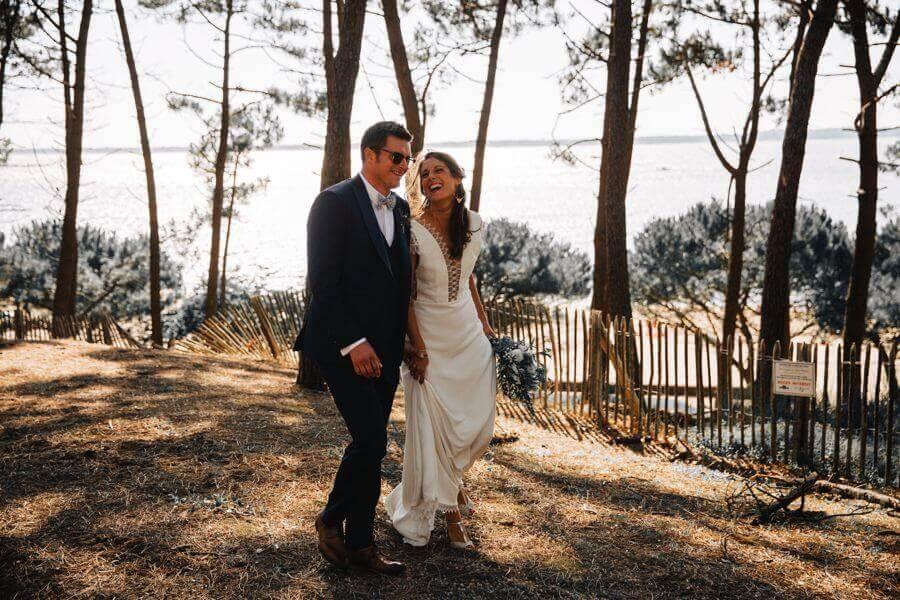 préparation ou organisationde mariage sur la bassin d'Arcachon by Weday's