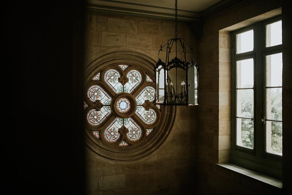 Se marier dans le Bordelais eu chateau Pape Clément