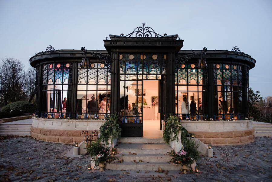 Mariage en France et tout particulièrement pour Thanks Giving en automneby Weday's