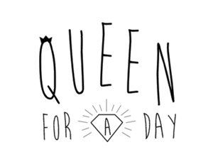 Parution sur le blog Queen for a day