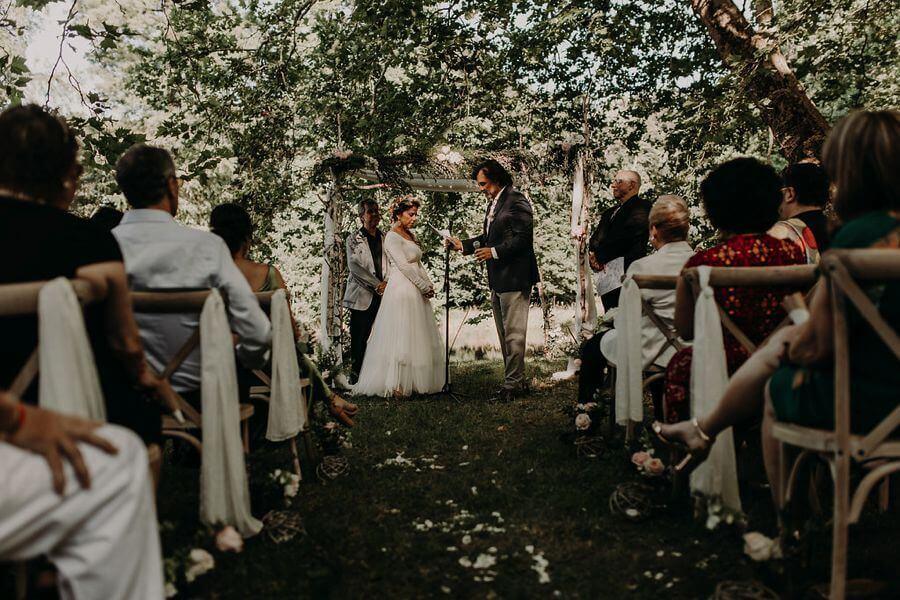 échange des voeux de mariage by Weday's