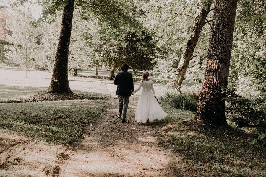 Les jeunes mariés by Weday's