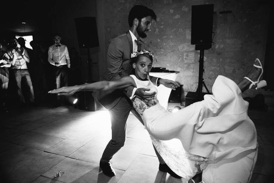 Wedding et La tant attendue ouverture de bal by Weday's