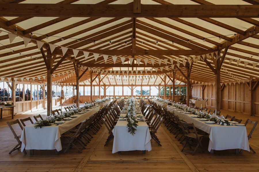 L'art de la table pour votre jour de mariage doit garantir un service impeccable by Weday's