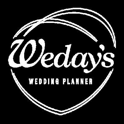 logo WEDAYS 2019 - Wedding Planner - blanc transparent - 512x512
