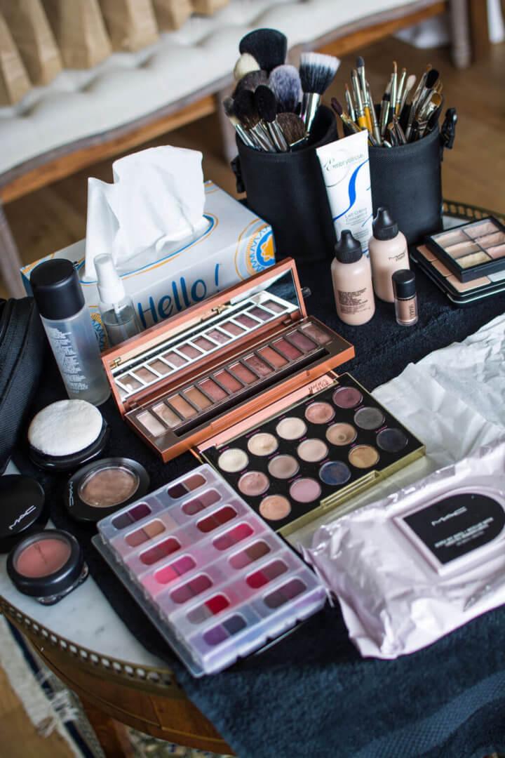 Un make-up parfait le jour J avec nos maquilleuses professionnelles en Gironde by weday's