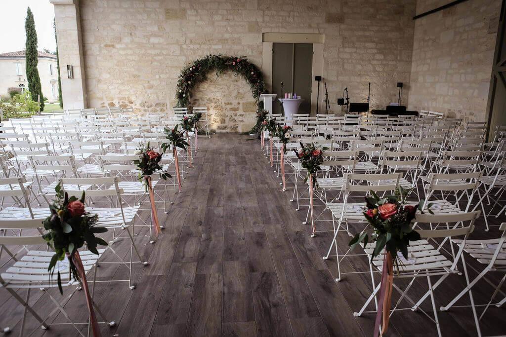 Se marier dans un chateau Bordelais dans un lieu d'exception, un lieu de mariage pas ordinaire, le château Gassies