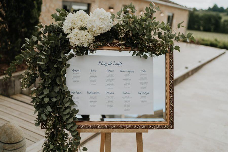 Se marier en Nouvelle Aquitaine dans un beau château en France et tout proche de Bordeaux et Saint-Emillion