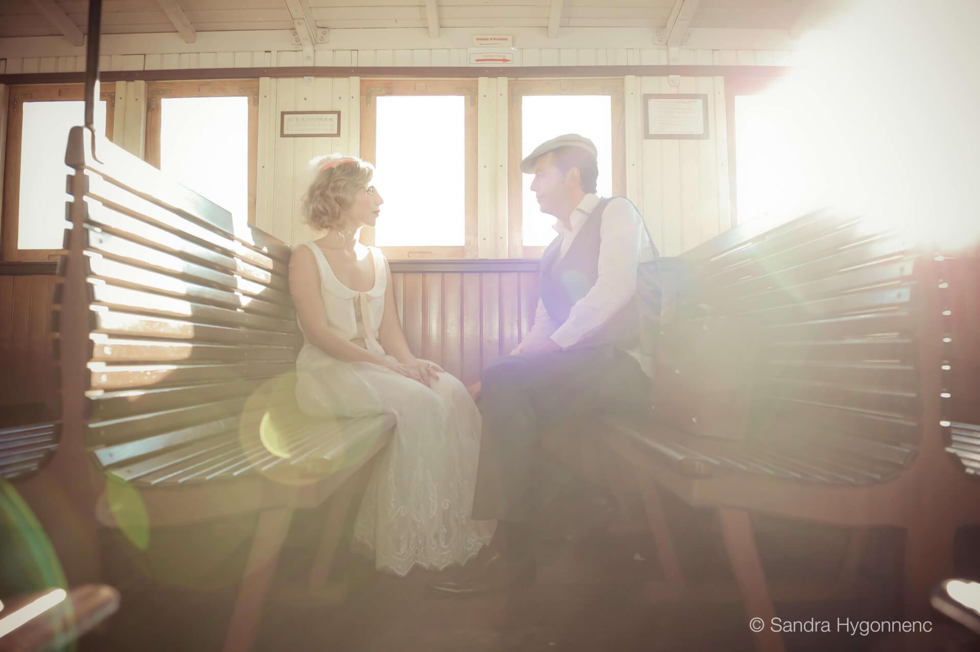 Avant les mariées se ressemblaient toutes, maintenant, l'heureuse élue est de plus en plus unique en son genre, on l'appelle la mariée décalée à l'esprit bohème