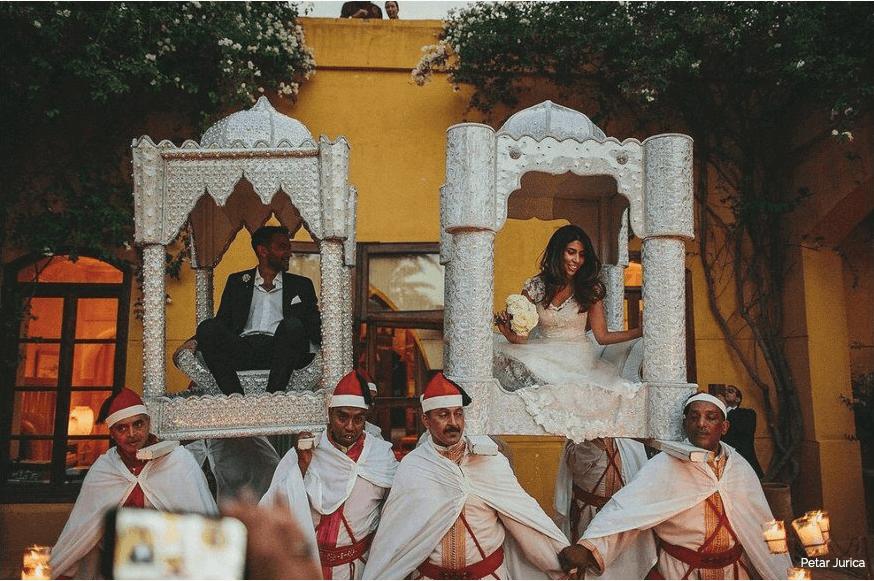 LES COUTUMES ÉTRANGÈRES LORS D'UN MARIAGE